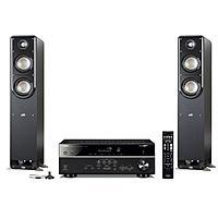 Polk Signature Speakers + Yamaha Receiver: (pair) S50 + RX-V485 $549, (pair) S55 + RX-V685 $749, (pair) S60 + RX-V685 $849 + free s/h