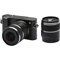 YI M1 4K 20 MP Mirrorless Digital Camera w/ 12-40mm & 42.5mm Lenses $199 + Free Shipping