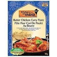6-Pack 3.5oz. Kitchens of India Paste Butter Chicken Curry $9 w/ S&S + Free S/H