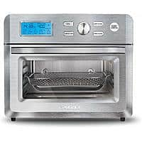 Gourmia GTF7600 16-in-1 Stainless Steel Digital Air Fryer Oven / Convection Oven $100 + free s/h