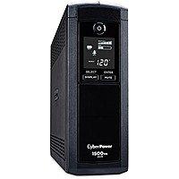 CyberPower 1500VA LCD Mini Tower Intelligent UPS System $110 + Free Shipping