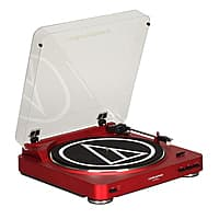 Audio-Technica AT-LP60 Automatic Turntable + Bluetooth Adapter $88 + free s/h