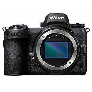 Nikon Z Sale at Adorama: Z5 Body $997, + 24-50mm Lens $1297, Z6 Body $1397, Z7 Body $2297 & More + free s/h