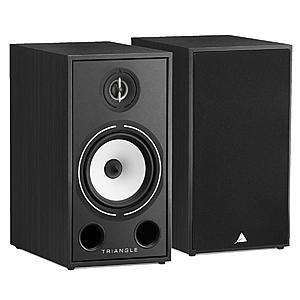Triangle Borea BR03 Bookshelf Speakers (Pair Black or Walnut) $349 + free s/h at Adorama