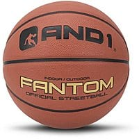 """And1 Fantom Street Basketball, Official Size 7 (29.5"""") for $  4.57 @ Walmart"""