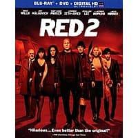 RED 2 [2 Discs] [Blu-ray] $8.99 at Best Buy