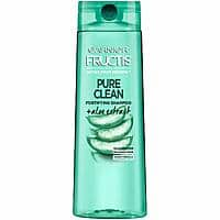 12.5oz Garner Fructis Pure Clean Shampoo 4 for $6.30 w/ S&S + Free Shipping