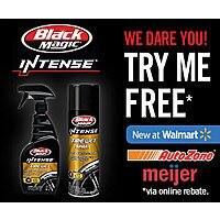 Black Magic Intense Tire Wet, 23 Oz. (Free After Rebate) $0.00