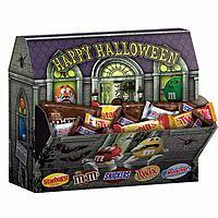 Add-On Item: 60.4oz. Mars Chocolate Haunted House Halloween Candy (limit 4) - $5.80