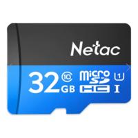 32GB Netac Flash Memory SD Card $4.40 + Free Shipping