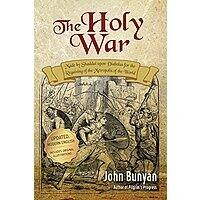 Free Kindle eBook: The Holy War (Illustrated) Image