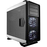 $  99 or $  109 YMMV-Corsair Graphite S760T White Computer Case with FREE CORSAIR H50 120mm liquid cooler