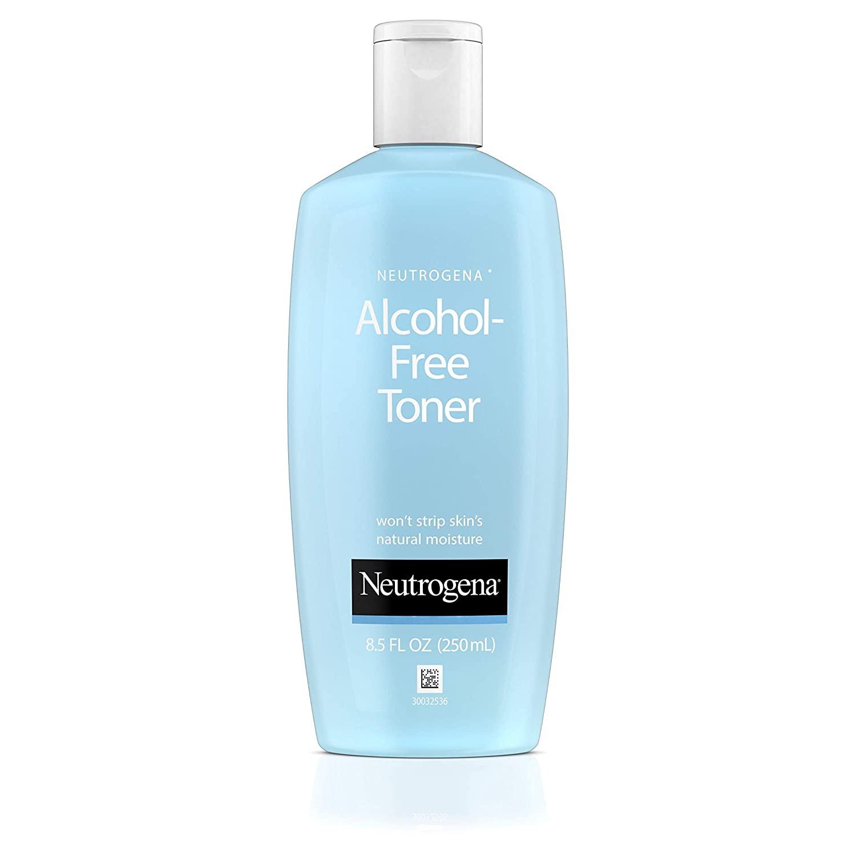 Amazon: 8.5oz Neutrogena Oil and Alcohol-Free Facial Toner for $3.21