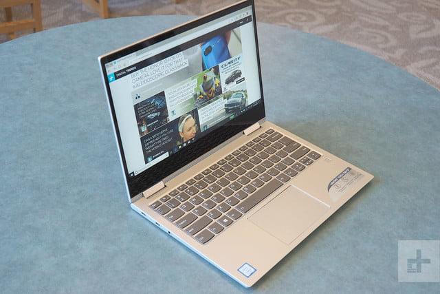 Lenovo Yoga 730 13.3 i7 512gb 16gb ram - Iron Grey $870, Student price $826.49