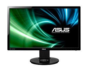 "ASUS VG248QE 24"" Full HD 1920x1080 144Hz 1ms HDMI Gaming Monitor $229.99"