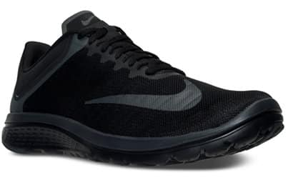 the latest eb3f9 8616b Nike Men's FS Lite Run 4 Running Shoes (Black/Anthracite ...