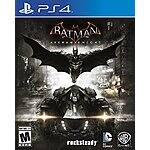Batman: Arkham Knight (PS4)  $39 + Free Shipping