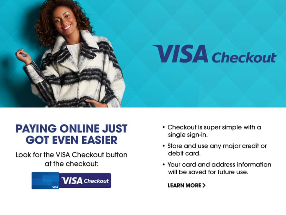 $30 off $50 at HSN.com with Amex + Visa Checkout YMMV