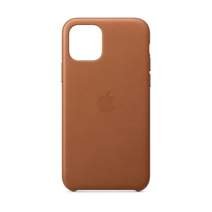 Apple iPhone 11 Pro & Pro Max Leather Case $39.99