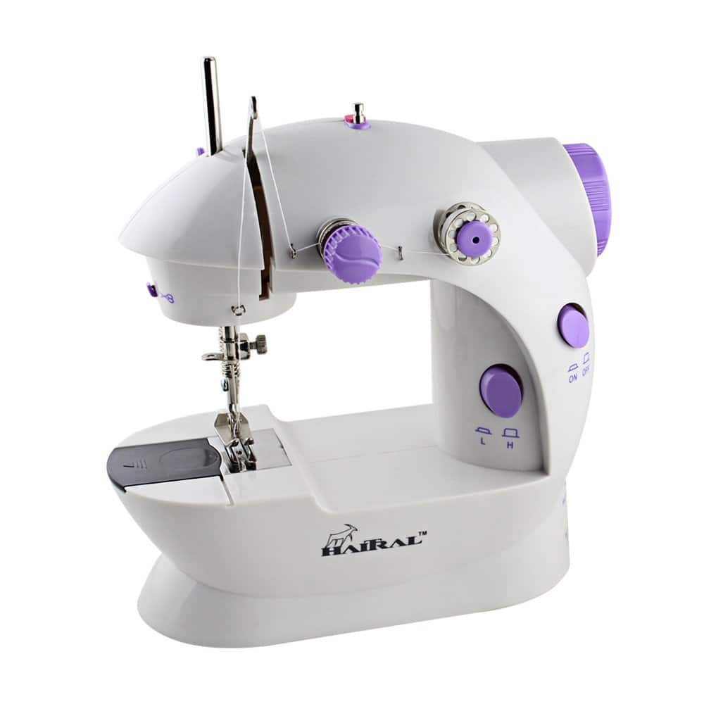Portable Mini Sewing Machine with 2 Speeds 14.99 AC FS w/ Prime $14.99