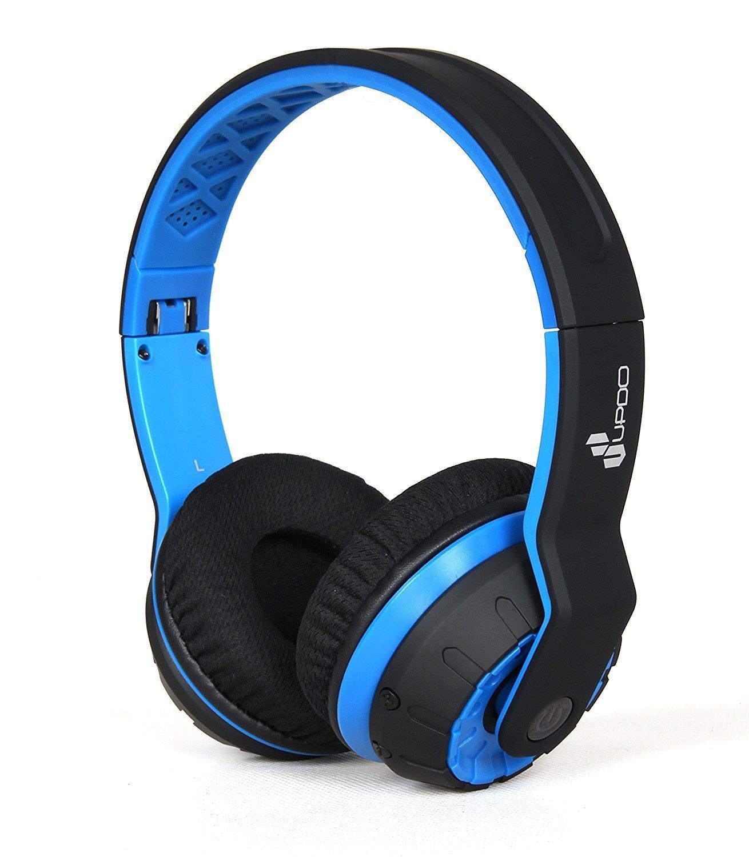 Wireless Bluetooth Folding Headphones $23.99 AC FS w/ Prime