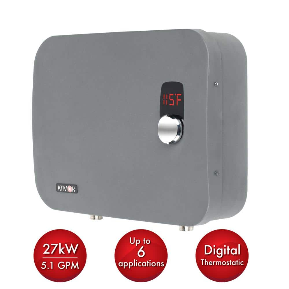 Daily Deal: ATMOR Tankless Water Heaters on sale (08/14 only) @ Home ...