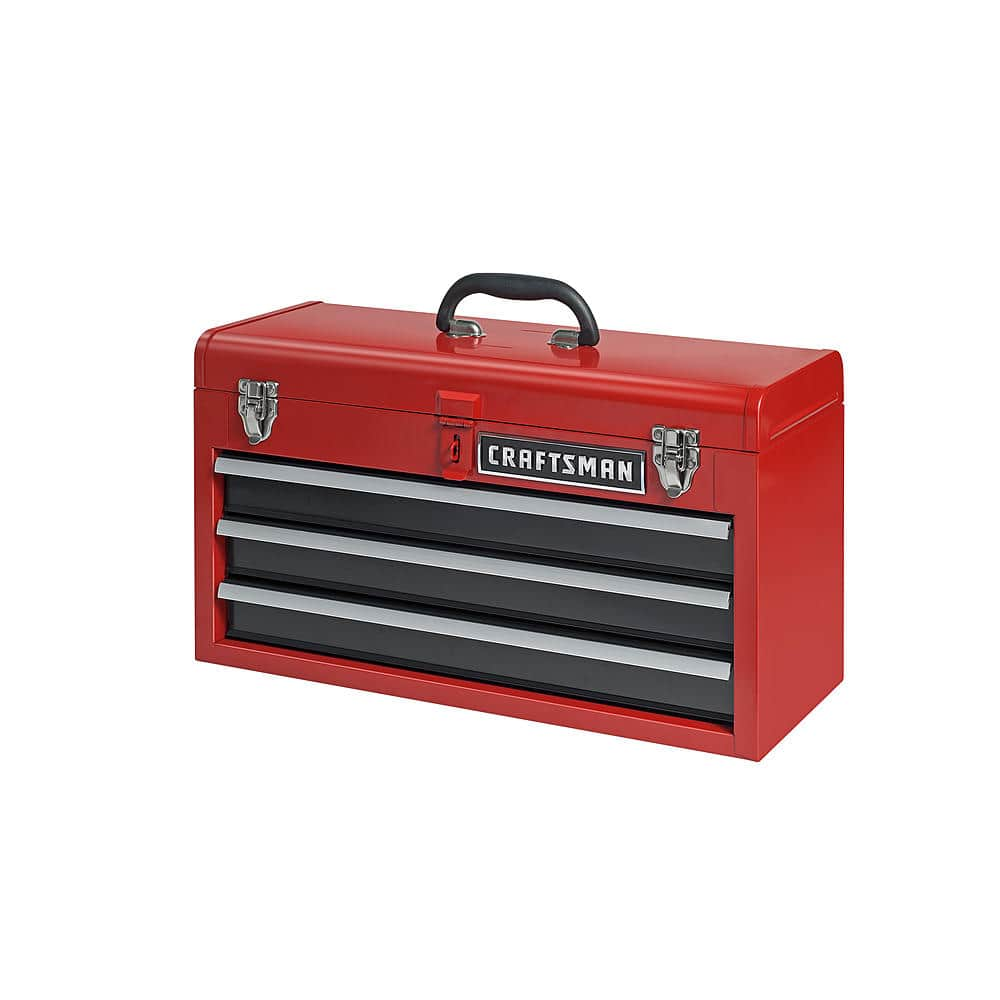 Craftsman 3 Drawer Portable Tool Chest for $34.99 @sears ...