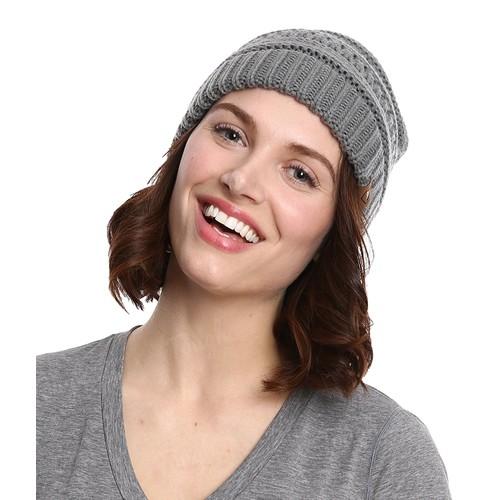 Cable Knit Beanie by Tough Headwear $ 6.89 @Amazon $6.89