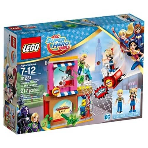 LEGO DC Super Hero Girls Harley Quinn to the rescue (41231) $ 14.98 on toysrus.com $14.98
