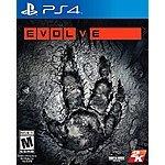 Evolve - $23.09 PS4, $25.19 XBONE @ Amazon - Prime Eligible