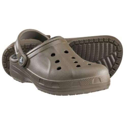 Crocs Men's Winter Clogs [WIDTH : MEDIUM] $12.99