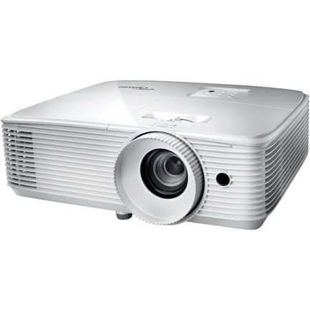 Optoma Projector : HD27HDR 3400 Lumens 1080p : $562.25 + taxes at Amazon