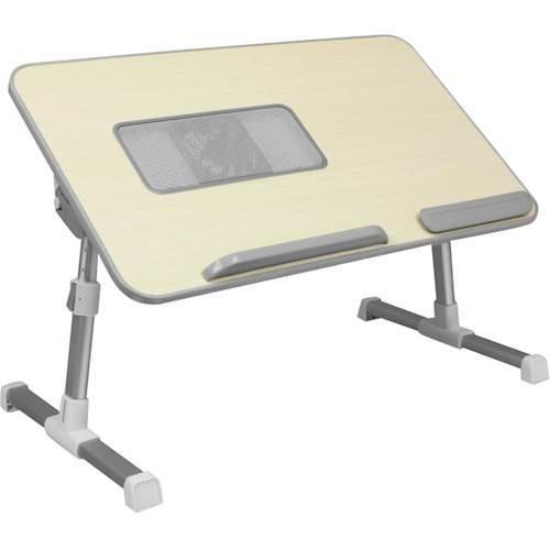 Aluratek - Adjustable Ergonomic Laptop Cooling Table with Fan $ 19.99 on Bestbuy $19.99