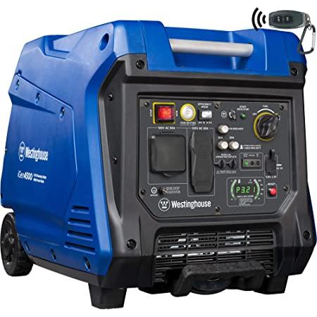 Westinghouse iGen4500 Super Quiet Portable Inverter Generator $751