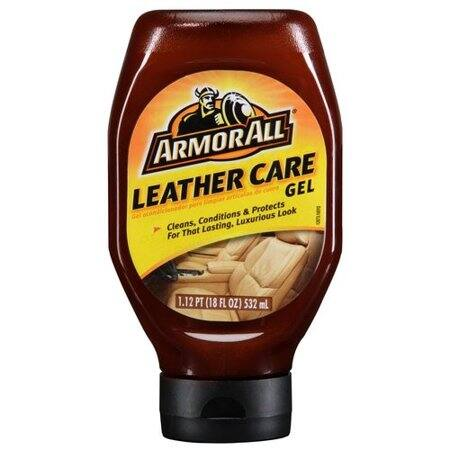 Armor All 10961 Leather Care Gel $3.41 or even less with S&S and FS at Amazon, $3.59 at Walmart