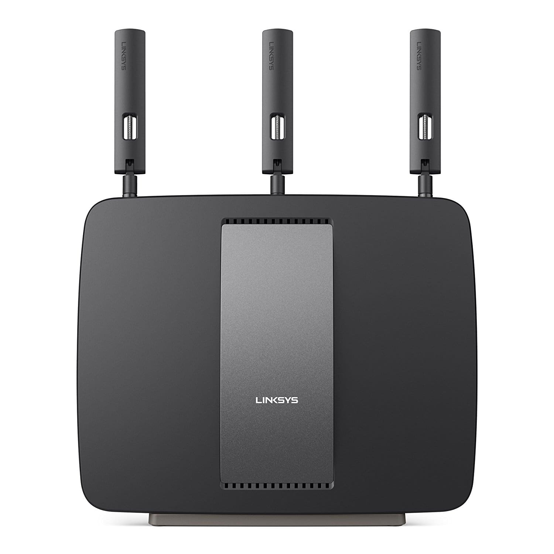 Linksys AC3200 Tri Band Smart Gigabit WiFi Router - EA9200 $99