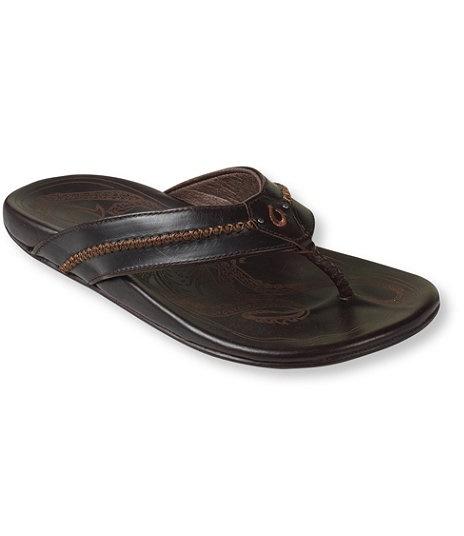 OluKai Mea Ola Men's Flip Flops - $79.99 + tax + free shipping