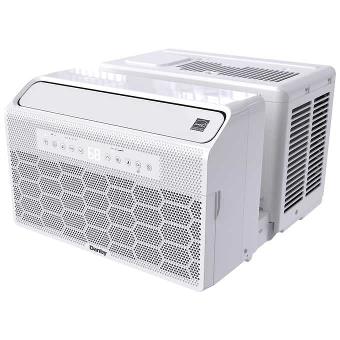 Costco.com Danby 8,000 BTU U-Shaped Inverter Window Air Conditioner $339.99