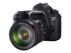 Canon EOS 6D 20.2MP DSLR Camera Kit (Refurbished) w/ Canon EF 24-105mm f/4 L IS USM Lens & Adobe Light Room 5 @ ebay.com (Beach Camera) - $1,899