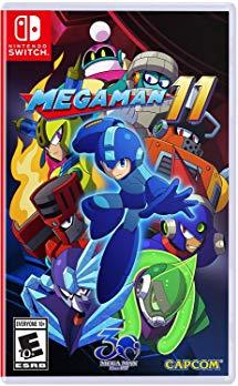Mega Man 11 for Nintendo Switch $15 from Amazon