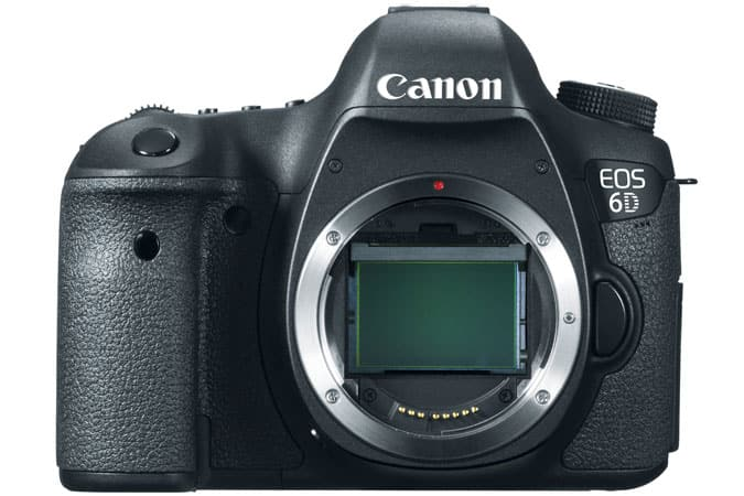 Canon EOS 6D Body Refurbished directly from Canon. Free shipping. $899.99