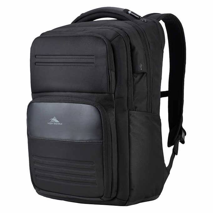 Costco - High Sierra Elite Pro Business backpack $29.99