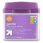 Target Up and Up Gentle Formula 6 pack 36oz for $146.14 and $35 back in gift cards
