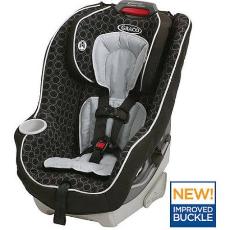 Graco Contender 65 Convertible Car Seat in Black Carbon $99.88 Walmart