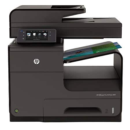 HP OFFICEJET PRO X476DW on Clearance at Staples for $49.50. In Store only. Extremely YMMV