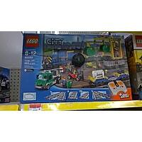Walmart Deal: Lego city cargo train 30% off at Walmart b&m $139.00 ymmv  (regular price $199.97)
