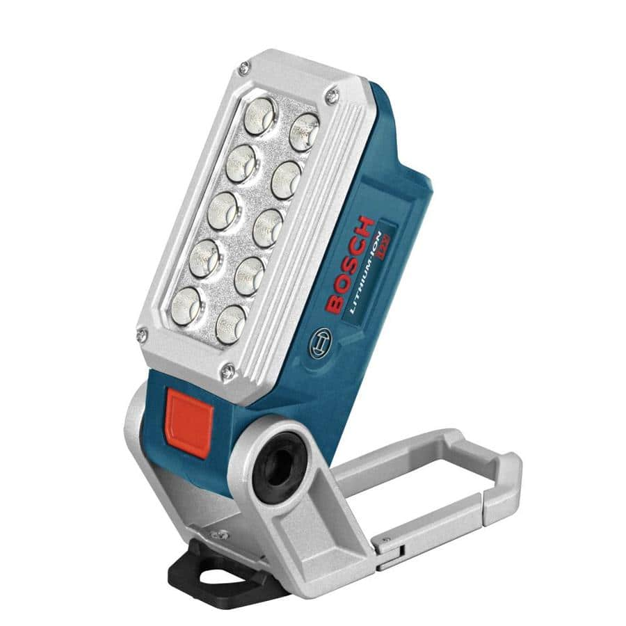 Lowes Ymmv B M Clearance Bosch 12 Volt Max Led Cordless Work Light Fl12