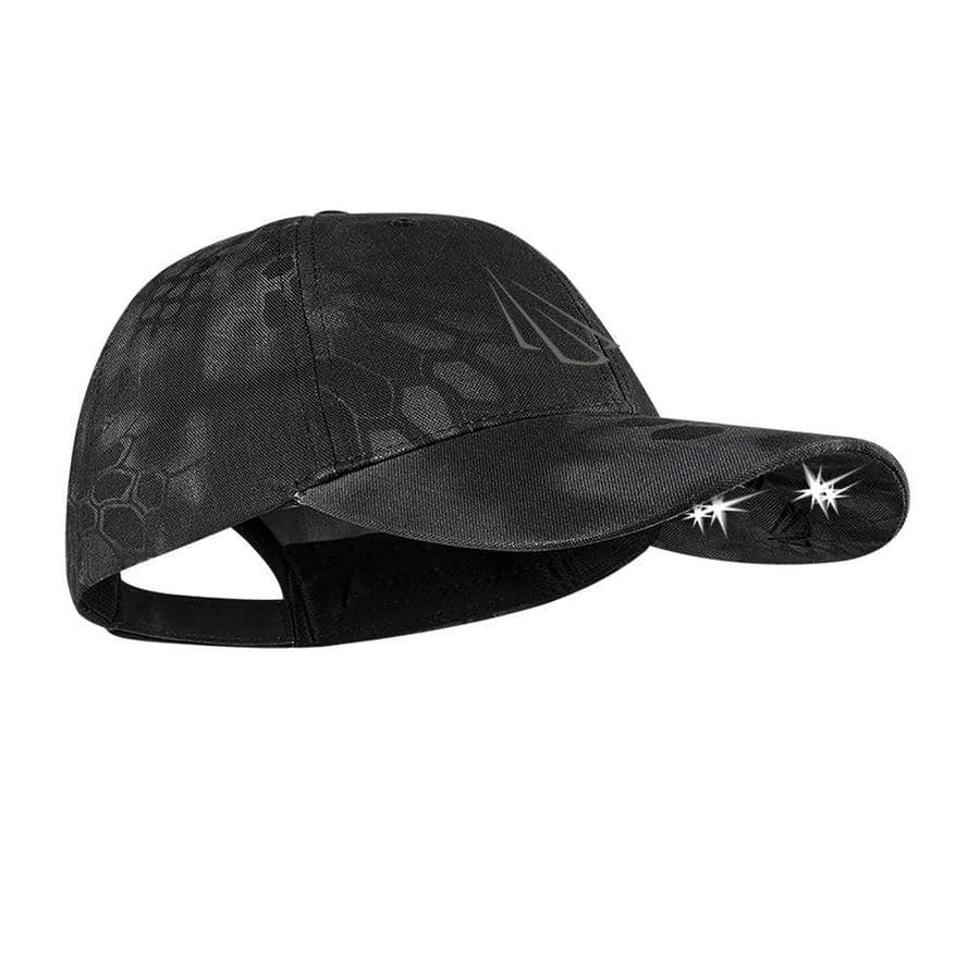 Lowes YMMV Clearance * Panther Vision POWERCAP Lighted Baseball Cap * $1.20 normally $19.99