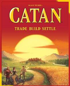 Catan on Amazon $31.24, lowest price ever