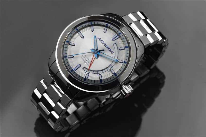Aragon Watches - Antigravity 45mm or 50mm Automatic Wristwatches $180